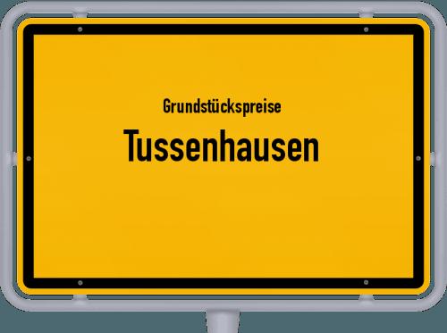 Grundstückspreise Tussenhausen 2019