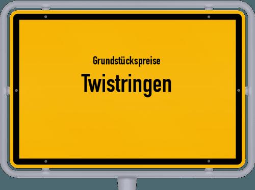 Grundstückspreise Twistringen 2019