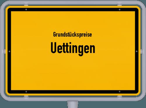 Grundstückspreise Uettingen 2019