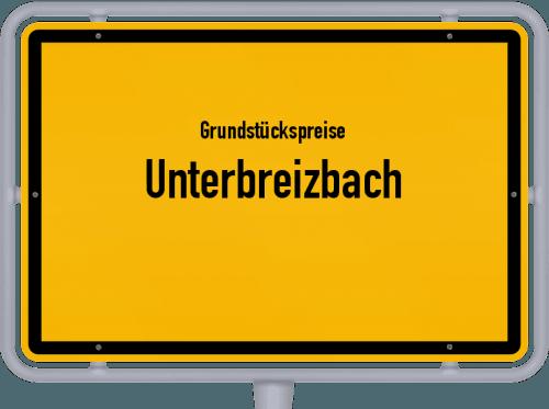 Grundstückspreise Unterbreizbach 2019