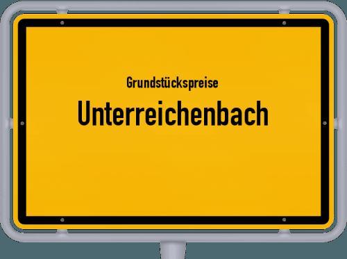 Grundstückspreise Unterreichenbach 2021