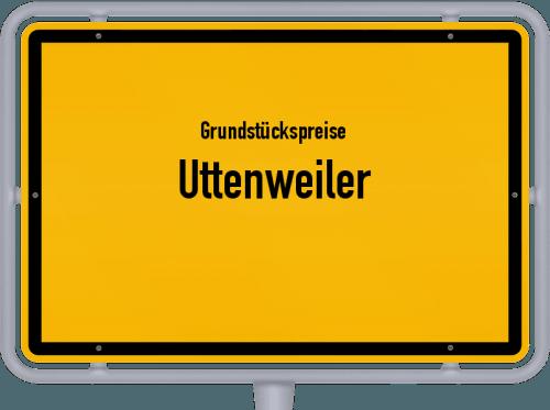 Grundstückspreise Uttenweiler 2021