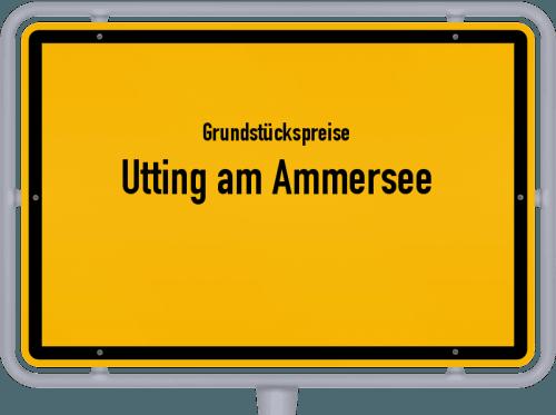 Grundstückspreise Utting am Ammersee 2019