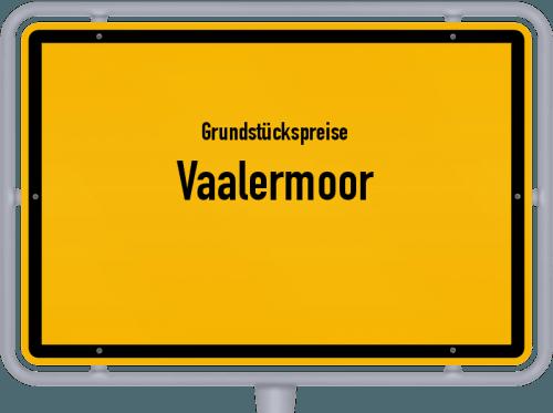 Grundstückspreise Vaalermoor 2021