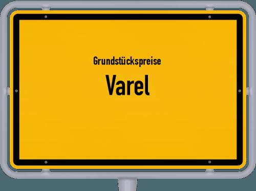 Grundstückspreise Varel 2021