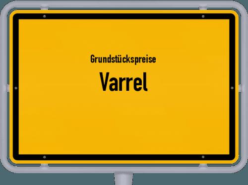 Grundstückspreise Varrel 2019
