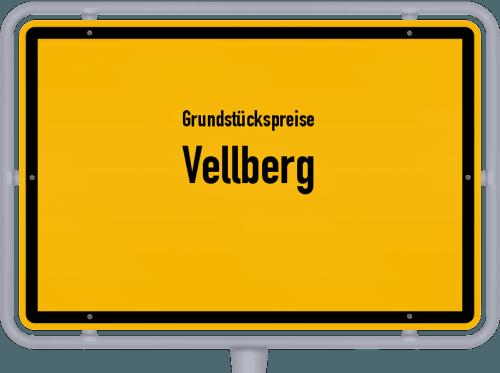 Grundstückspreise Vellberg 2018