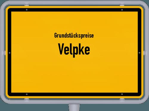 Grundstückspreise Velpke 2019