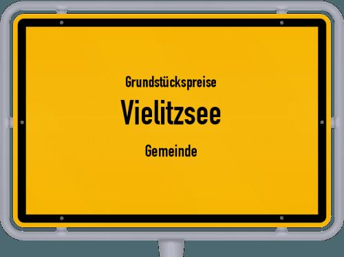 Grundstückspreise Vielitzsee (Gemeinde) 2021