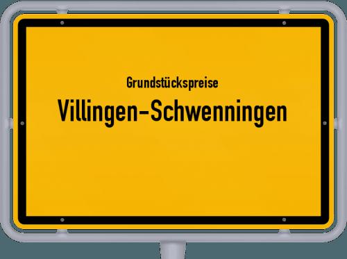 Grundstückspreise Villingen-Schwenningen 2021