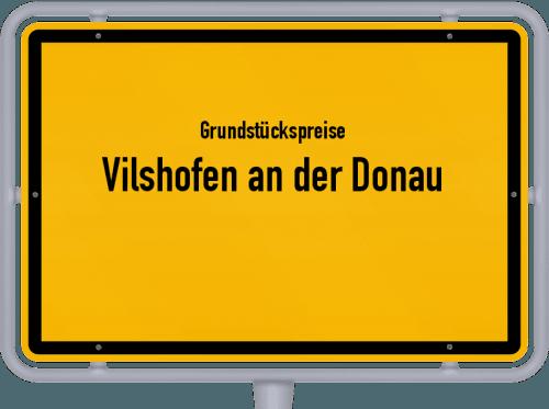 Grundstückspreise Vilshofen an der Donau 2019