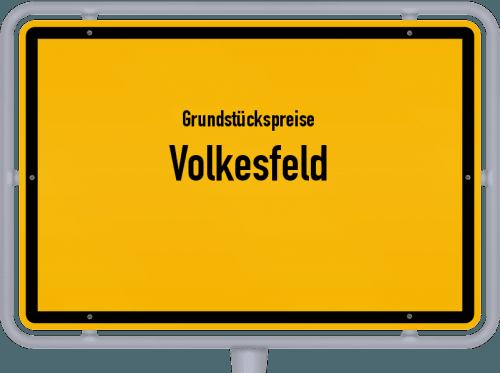 Grundstückspreise Volkesfeld 2019