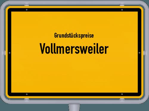 Grundstückspreise Vollmersweiler 2019