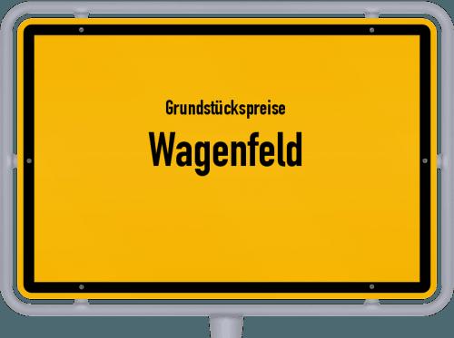Grundstückspreise Wagenfeld 2019