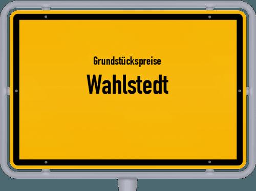 Grundstückspreise Wahlstedt 2021