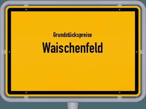 Grundstückspreise Waischenfeld 2019