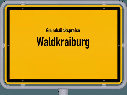 Grundstückspreise Waldkraiburg 2021