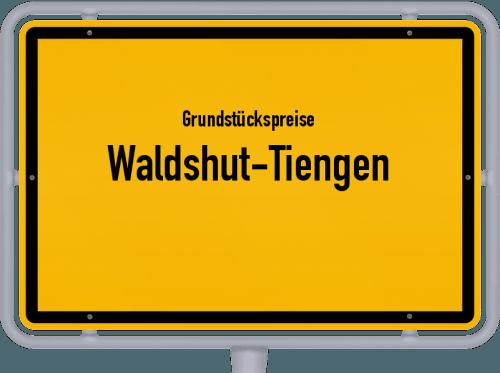 Grundstückspreise Waldshut-Tiengen 2021