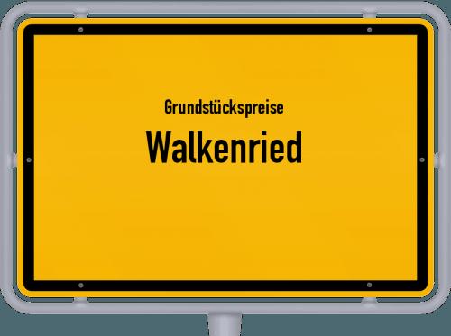 Grundstückspreise Walkenried 2021