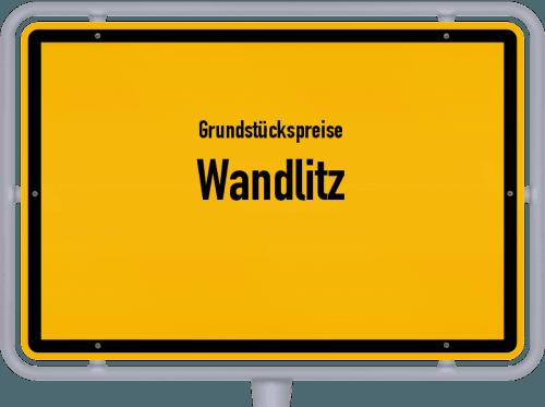 Grundstückspreise Wandlitz 2021