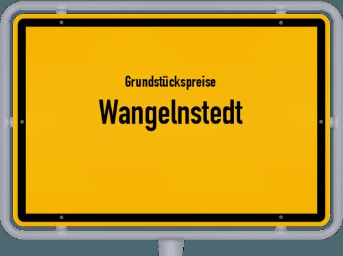 Grundstückspreise Wangelnstedt 2021