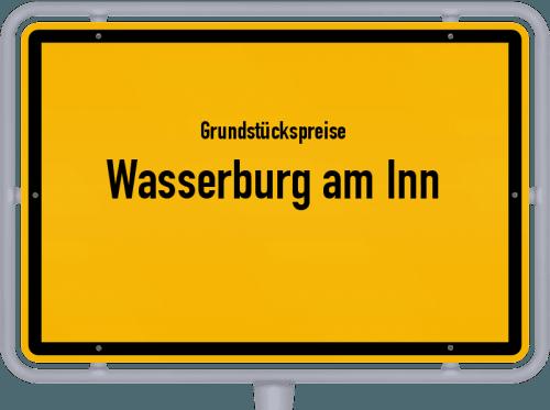 Grundstückspreise Wasserburg am Inn 2021