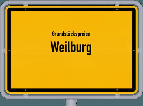 Grundstückspreise Weilburg 2019