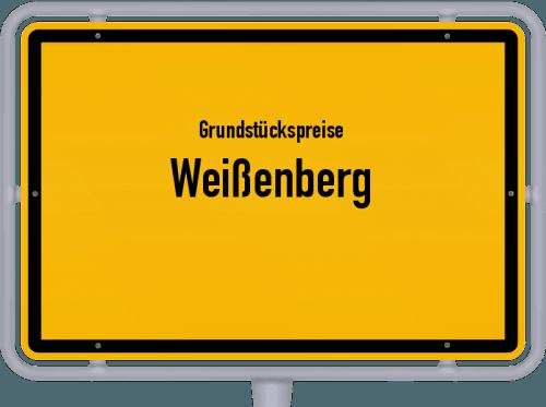 Grundstückspreise Weißenberg 2019