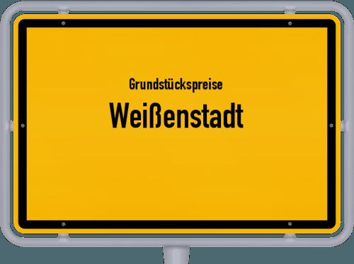 Grundstückspreise Weißenstadt 2021