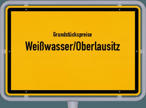 Grundstückspreise Weißwasser/Oberlausitz 2019