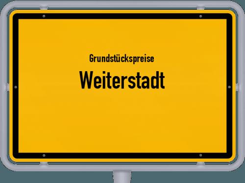 Grundstückspreise Weiterstadt 2019