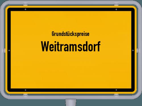 Grundstückspreise Weitramsdorf 2019