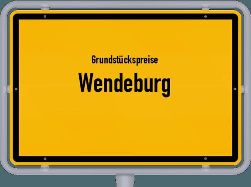 Grundstückspreise Wendeburg 2021