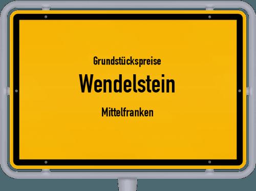 Grundstückspreise Wendelstein (Mittelfranken) 2020