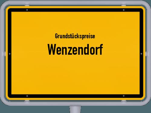 Grundstückspreise Wenzendorf 2021