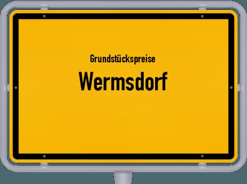 Grundstückspreise Wermsdorf 2019