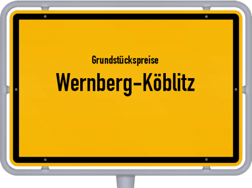 Grundstückspreise Wernberg-Köblitz 2019