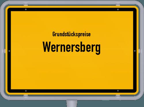 Grundstückspreise Wernersberg 2019