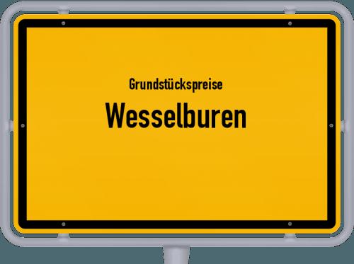 Grundstückspreise Wesselburen 2021