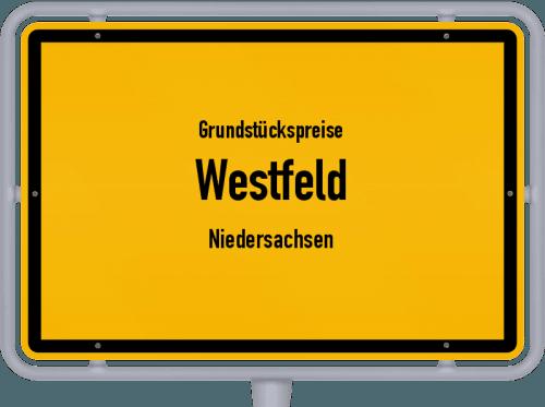 Grundstückspreise Westfeld (Niedersachsen) 2021
