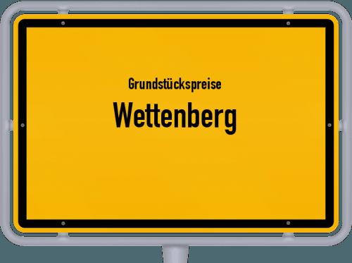 Grundstückspreise Wettenberg 2018