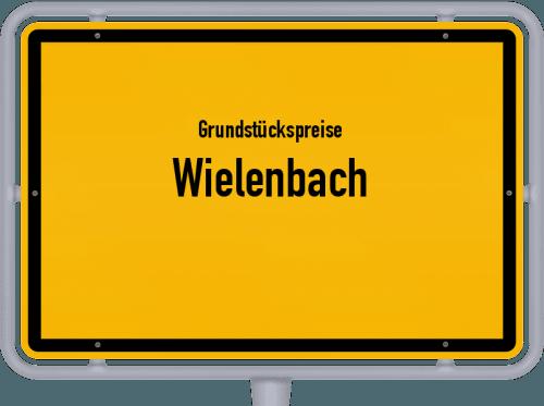 Grundstückspreise Wielenbach 2021