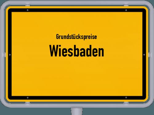 Grundstückspreise Wiesbaden 2018