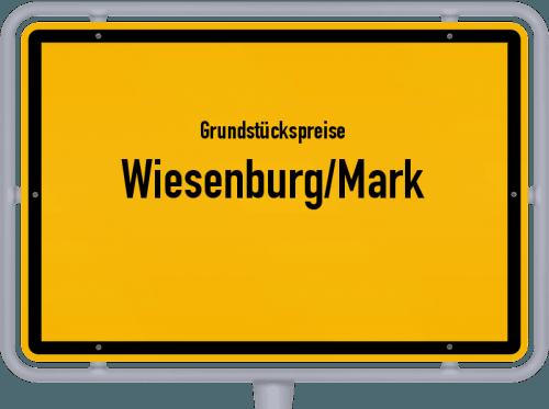 Grundstückspreise Wiesenburg/Mark 2021