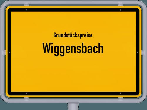 Grundstückspreise Wiggensbach 2021