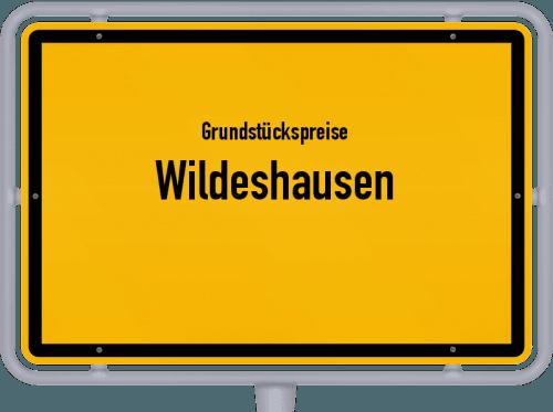 Grundstückspreise Wildeshausen 2019