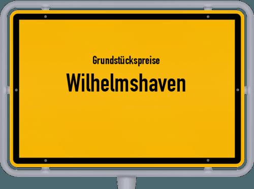 Grundstückspreise Wilhelmshaven 2019