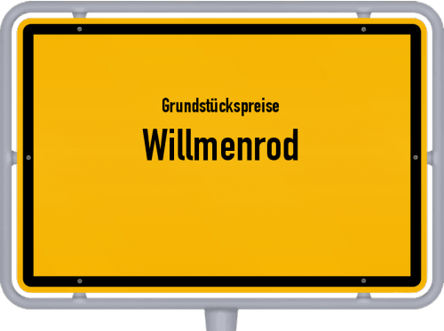 Grundstückspreise Willmenrod 2019