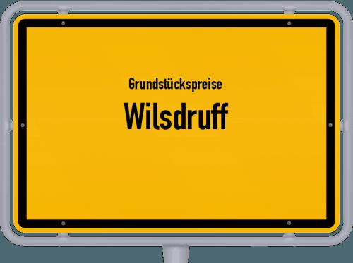 Grundstückspreise Wilsdruff 2019