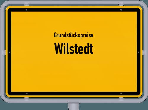 Grundstückspreise Wilstedt 2019
